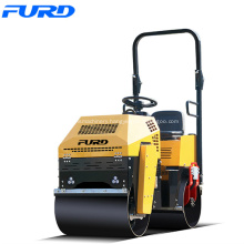 Hydraulic Compactor 1t Double Drum Asphalt Road Roller