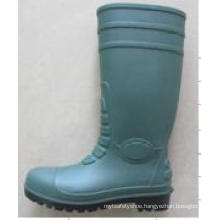 Steel Toe Cap Safety PVC Boots Bn002-2
