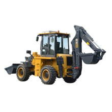 Chinese Hydraulic Wheel Backhoe Loader for Sale