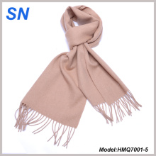 Unisex Solid Winter Warm Pashmina Wool Scarf