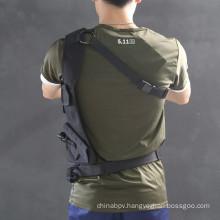 Military Airsoft Field Combat CS Outdoor Single Shoulder Bag Hidden Under The Shoulder Bag