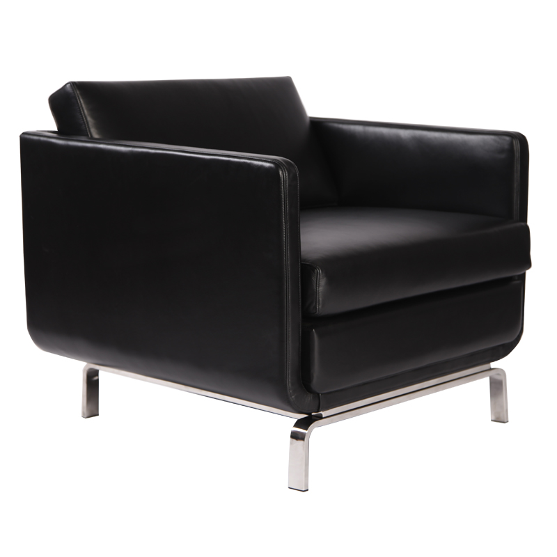 luxury modern gaia lounge chair