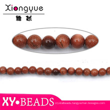 8MM Round Gemstone Beads Necklace Design