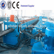 2015 Hot Sale! High Speed Highway Guardrail Roll Form Equipment Purlin Stamping Machine