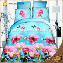 Israel 100% Polyester 3d bedruckte Bettwäsche Set Bettbezug Set