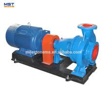Pompe à eau centrifuge agricole électrique d'ascenseur élevé