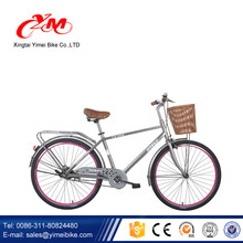 Alibaba adult bicycle made in China/good quality bicycle city bike/bicycles for sale