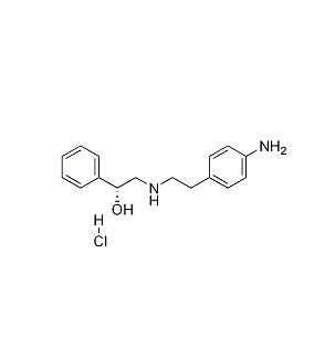Pharmaceutical Grade Mirabegron Intermediate 521284-22-0