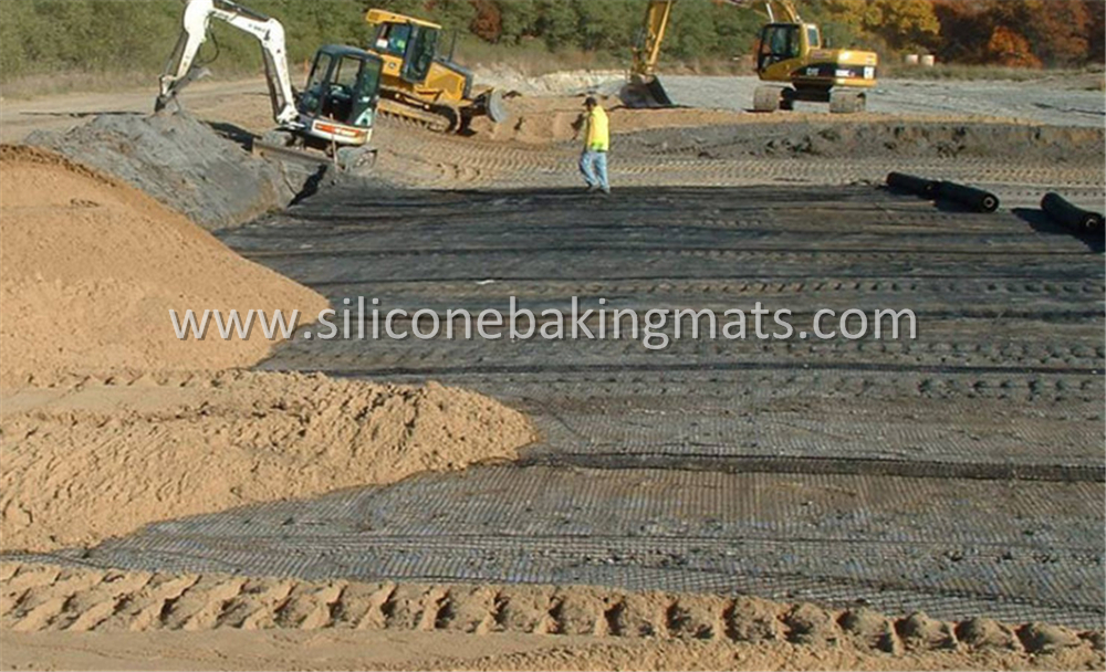 Geogrid For Soil Stabilization