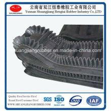 Sidewall Rubber Belt Conveying Grain