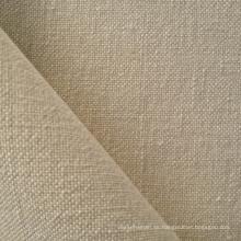 Tejido vendedor caliente del cáñamo / de las lanas en estilo llano (QF13-0147)