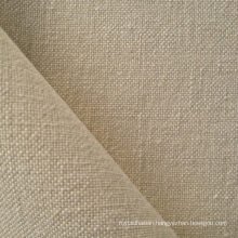 Hot Selling Hemp/Wool Fabric in Plain Style (QF13-0147)