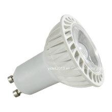 Nouvelle ampoule d'éclairage LED 2015 GU10 5W COB