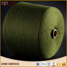 Мягкий теплый 100% монгольского кашемира машинной вязки кашемир пряжи для шарф