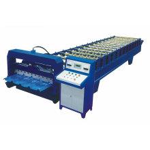 QJ roofing sheet metal folding machines