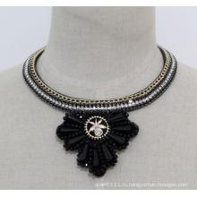 Дамы высокое качество Кристалл колье ожерелье (JE0176)