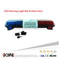12-24V F5 Super Bright High Quality Flashing Emergency LED Warning Light Bar