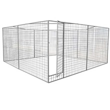 Pet large cage in small mesh holes