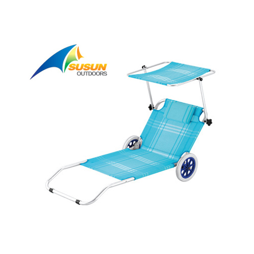 Camping Bed With Wheel