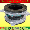 Hot selling DN700 flanged connect rubber joint