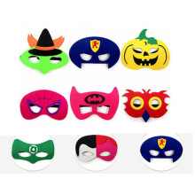 Funny Halloween Monster Cosplay Eva Foam Masks