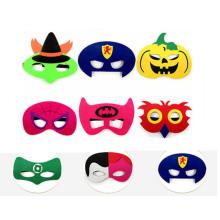 Masques drôles de mousse d'Halloween de monstre de cosplay d'Eva