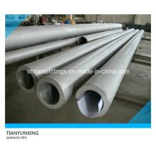 Tuyau d'acier inoxydable sans soudure rond épais d'ASTM