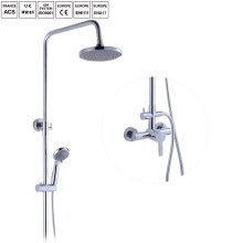 Brass rain bath shower set hand shower set