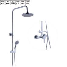 Латунь дождь ванна душ ручной душ набор