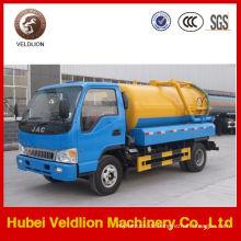 Abwassertankwagen mit 5000L