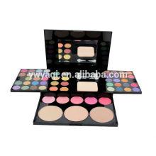 Venta por mayor profesional cosméticos conjunto / Kit de conjunto/maquillaje Maquillaje de varios colores