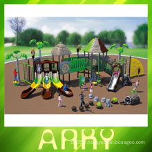 Kids outdoor playground slide 2014 nouveau style