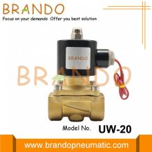3/4'' UW-20 NBR Diaphragm Operated Solenoid Water Valves