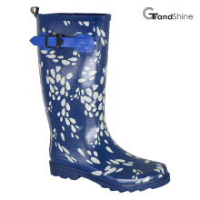 Rainboot femme avec sangle ajustable