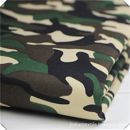 hot selling twill printed fabric