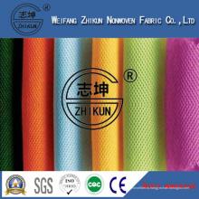Дизайн красочные PP спанбонд нетканые ткани для мода сумки
