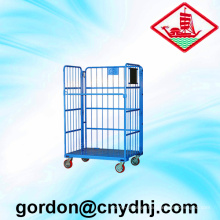 Wholesale Large Folding Roll Carts/Storage Cage Yd-L005