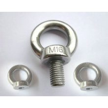 Custom Metal brass Stainless ring screws