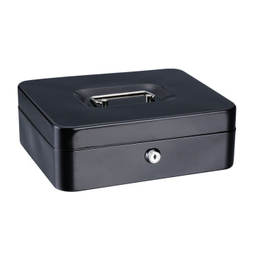 Small Portable Metal Secret Money Box