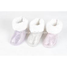 high quality quiet indoor slipper new design children slipper