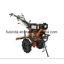 Fusinda Power Tiller mit 10 PS Dieselmotor