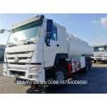 336hp 10 Wheels Fuel Oil Diesel Tank Truck