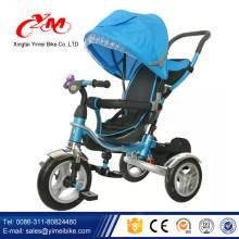 2016 новая модель детской прогулочной коляски трицикла/где купить трехколесный велосипед для детей/детские трехколесный велосипед с вращающимся сиденьем