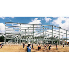 Steel Constrction Project for Metal Shed Frame