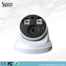 H.265 5.0MP Blacklight Full Color Dome IP Kamara