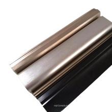 CNC bright anodized aluminium profiles for icebox handle