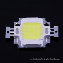 10w chip LED blanco 9-12v 800-900lm cree led chip