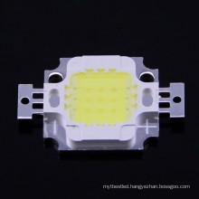 10w white LED chip 9-12v 800-900lm cree led chip