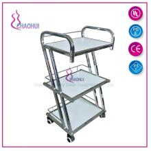 Trolley Stainless Steel dalam Penerbangan