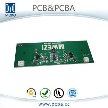 Conjunto de placa de circuito solar de alta qualidade com bateria carregada